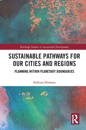 Sustainable Pathways for our Cities and Regions book cover