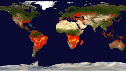 Beyond tipping points: fire and the changing face of planet Earth.