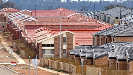Canberra houses