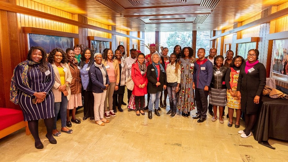 Climate Change Adaptation short course for professionals from Africa