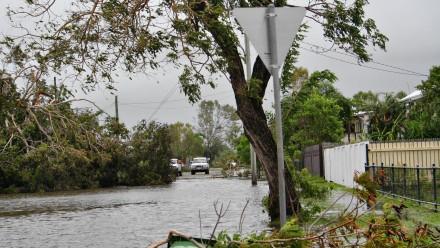 Floods in Townsville