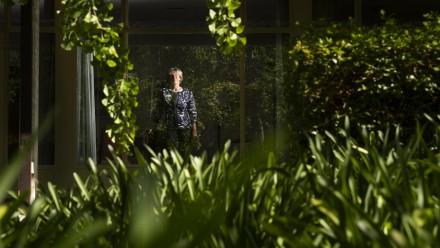 Associate Professor Meg Keen will lead the Australia Pacific Security College. Photo: Lannon Harley
