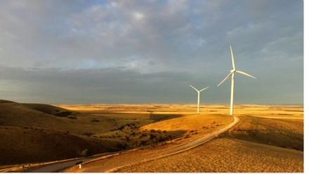 Wind turbines Australia