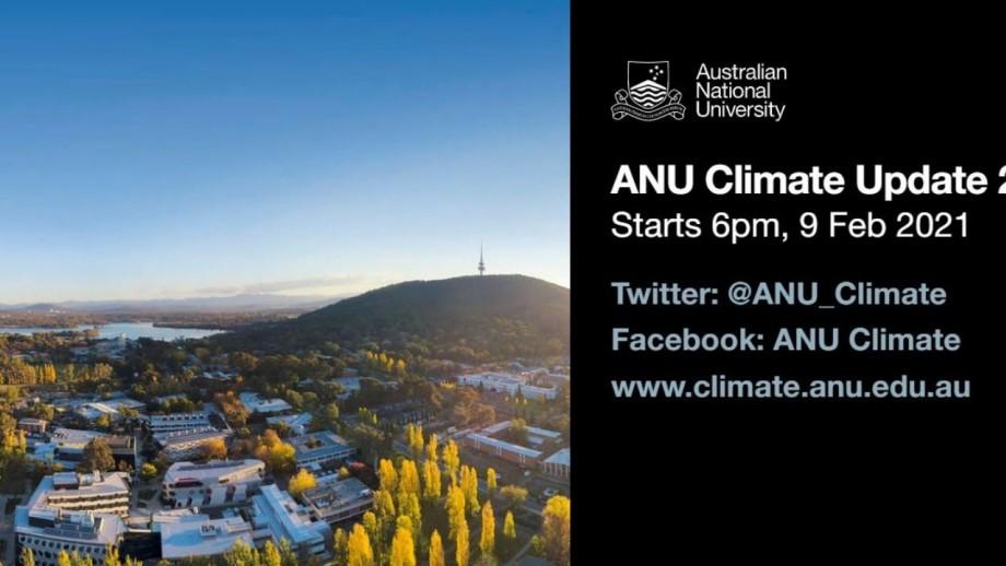 ANU Climate Update 2021